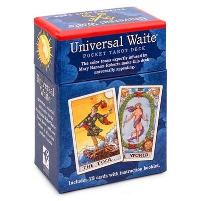 Universal Waite Tarot Pocket
