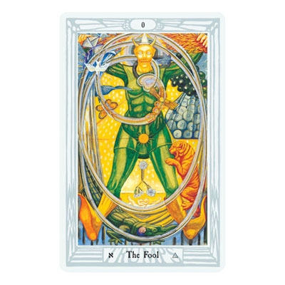 Crowley Thoth Premier Edition Tarot