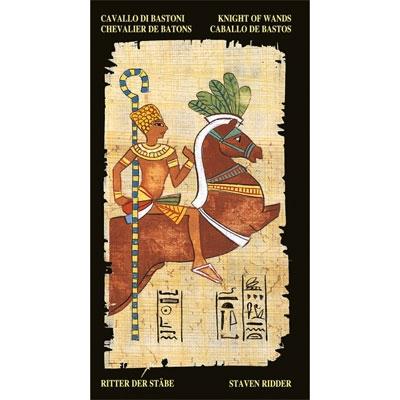 Мини Таро Египетское (на англ.яз)