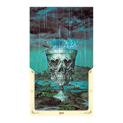 Таро Святой смерти