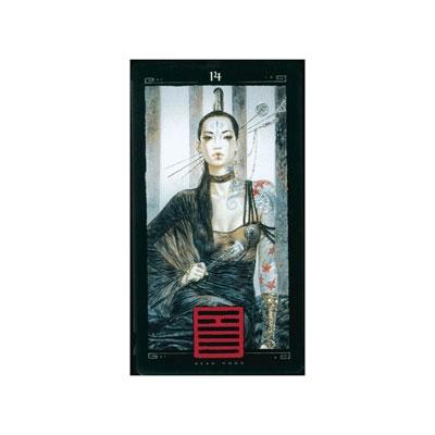 Таро И-Цзин (Мертвая Луна)