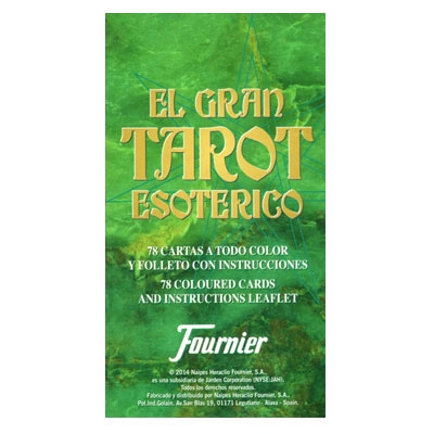 El grand Tarot Esoterico