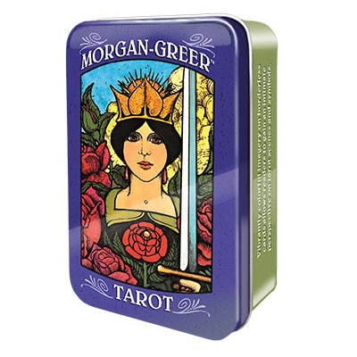 Morgan-Greer Tarot in a Tin / Морган-Грир Таро