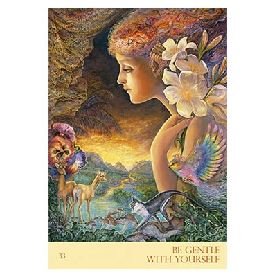 Nature's Whispers Oracle cards/Шепот Природы Оракул