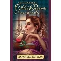 Gilded Reverie Expanded Edition/Золотой Ленорман Чиро Маркетти расширенный (с доп. 8 картами)