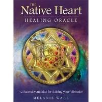 The Native Heart Healing Oracle/ Чистое сердце исцеляющий оракул