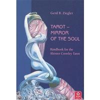 Crowley Tarot Deck & Book Gift Set (Mirror)
