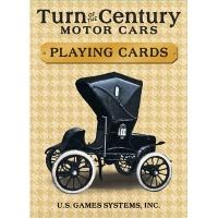 Turn of the Century Motor Cars Playing Card / На рубеже веков (автомобили) Игральные карты