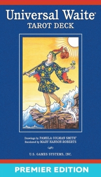 UNIVERSAL WAITE TAROT DECK PREMIER EDITION