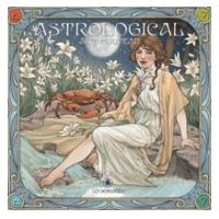 Астрологический календарь Арт. Нуво