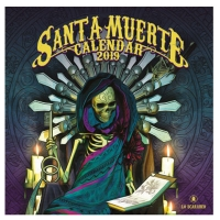 Календарь Святой смерти/Santa Muerte на 2019 год