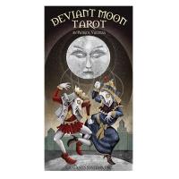 Deviant Moon Tarot /Обратная сторона Луны Таро