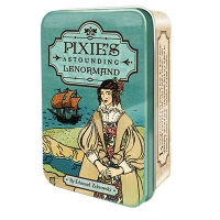 Pixie's Astounding Lenormand Tin / Пикси Ленорман