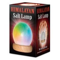 Соляная лампа Сфера
