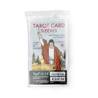Защитная пластиковая книжка-чехол для Таро