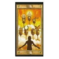 """Набор """"ТАРО для ВСЕХ"""" книга и карты Таро «Универсальный Ключ»"""