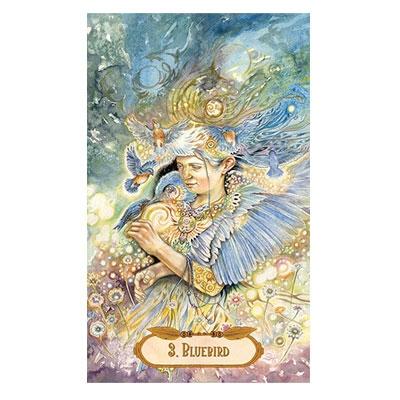 Winged Enchantment Oracle Cards/Крылатые Чары Оракул