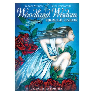 Woodland Wisdom Oracle Cards