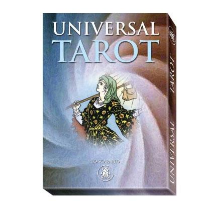 Новое издание Старшие Арканы Универсальное Таро
