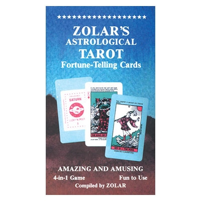 Zolar's Astrological Tarot